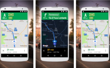 Navigator for Google Maps GO