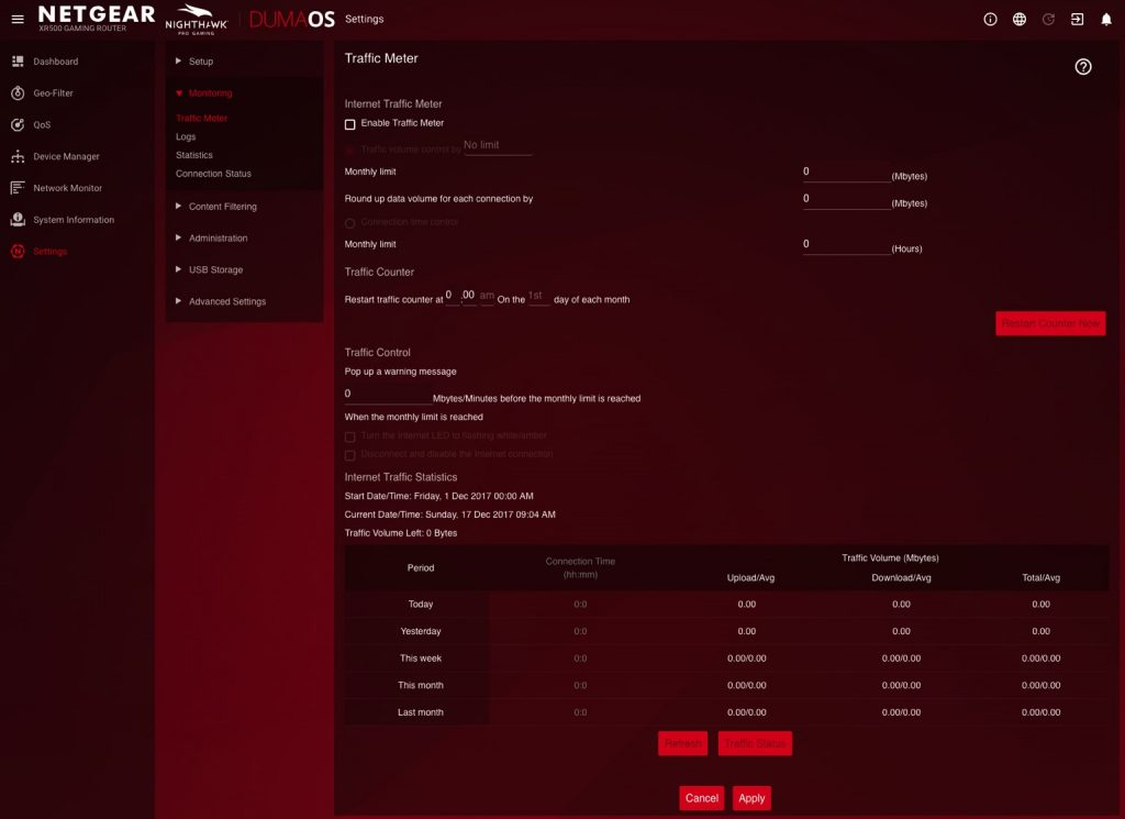 Netgear XR500 Hightawk Pro Gaming Router