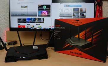 Netgear XR500 Hightawk Pro Gaming Router