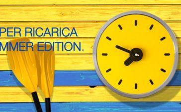 PosteMobile Super Ricarica Summer Edition