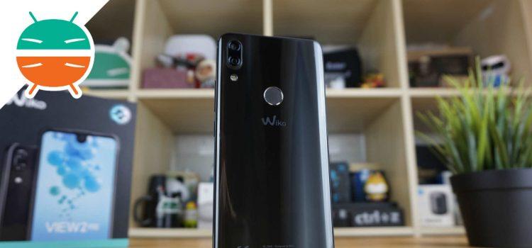 Recensione Wiko View 2 Pro