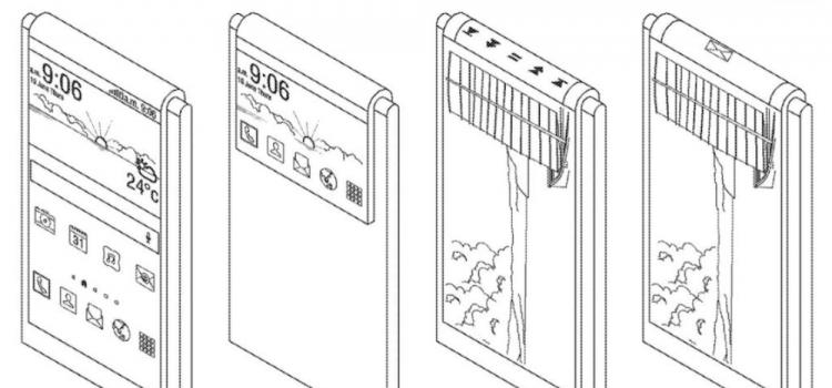 samsung brevetto fotocamera doppio display