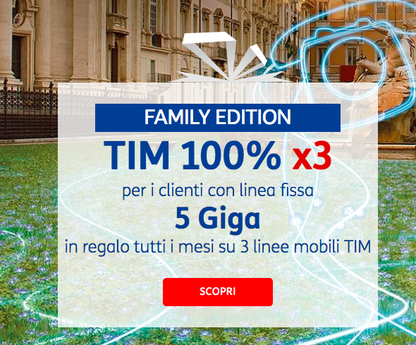 TIM 100% X3