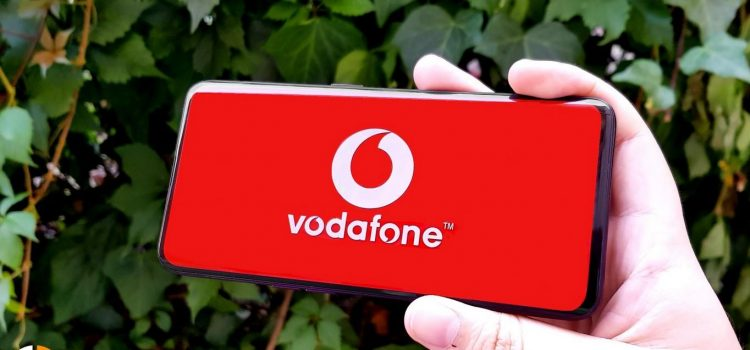 Logotipo da Vodafone