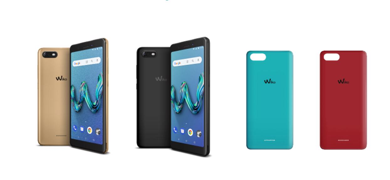 Wiko Tommy 3 Android Go TIM