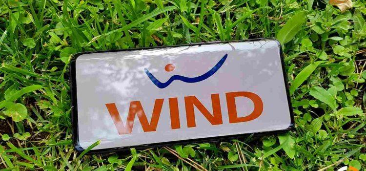 Logotipo do vento