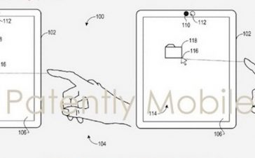 Microsoft Display Patent