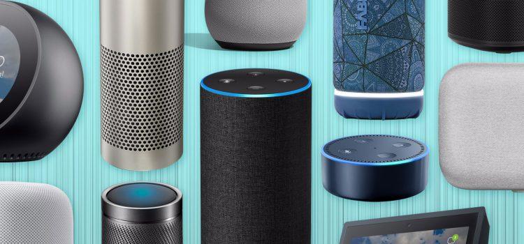 diffusione mondiale smart speaker