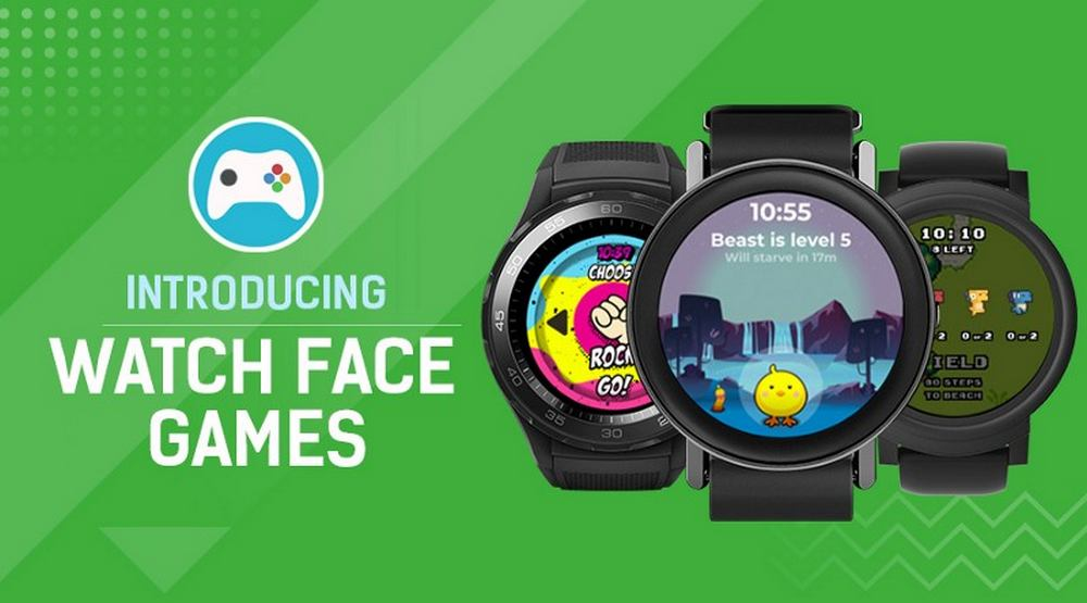 how to make a wear os watch face