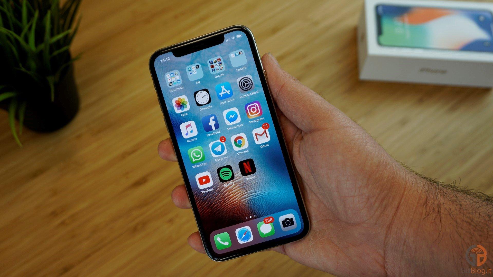 ventas de iphone de italia