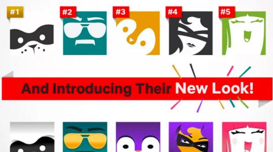 netflix nuove icone profilo