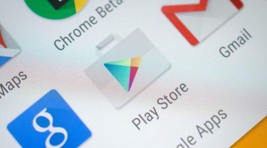 novità politica google play store
