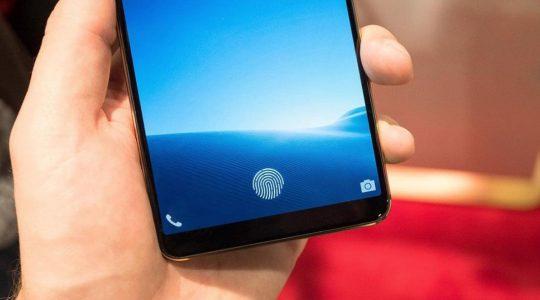 Samsung Galaxy A 2019 sensore ID 1