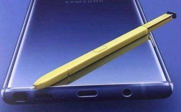 samsung-galaxy-note-9-poster-s-pen-gialla-banner