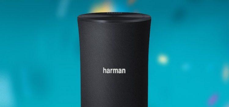 samsung smart speaker magbee