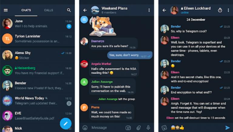 telegram x beta update