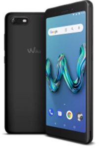 Wiko Tommy 3 Android Go Anthracite