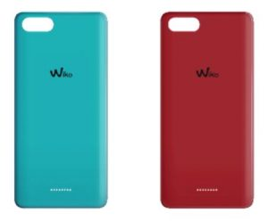 Wiko Tommy 3 Android Go cover
