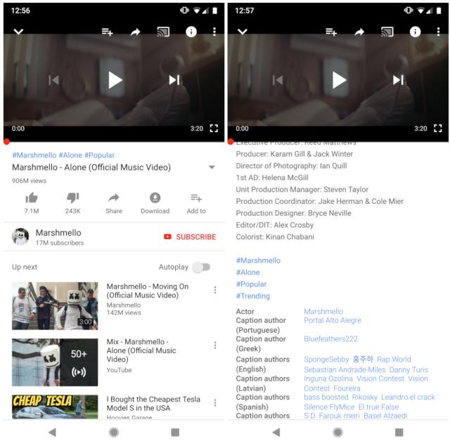 youtube introduce gli hashtag