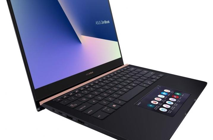 ASUS ZenBook Pro 14 screen1