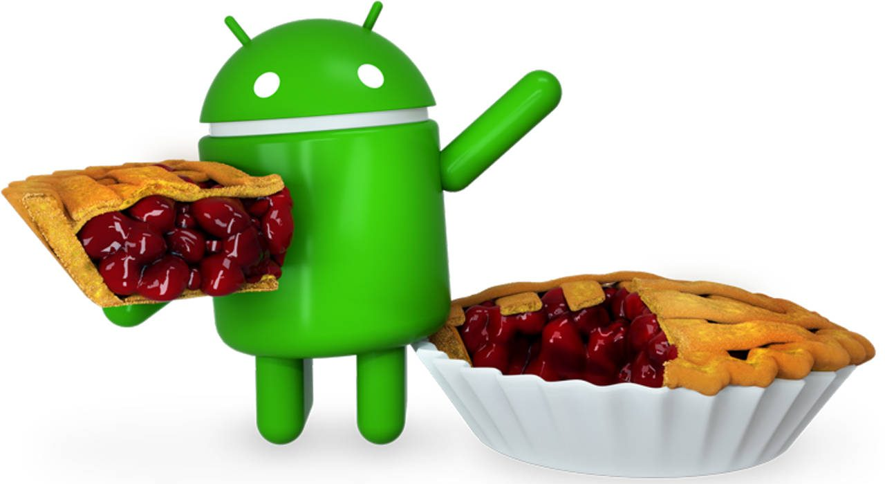google android 9 pie