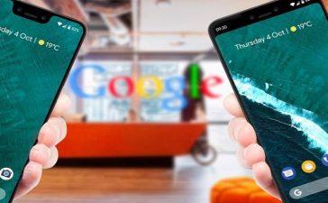 google pixel 3 xl google pixel 3