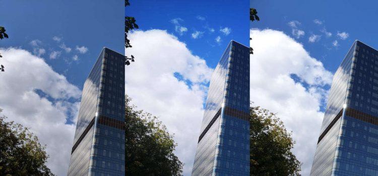 google pixel 3 xl huawei p20 pro samsung galaxy note 9 confronto fotocamera