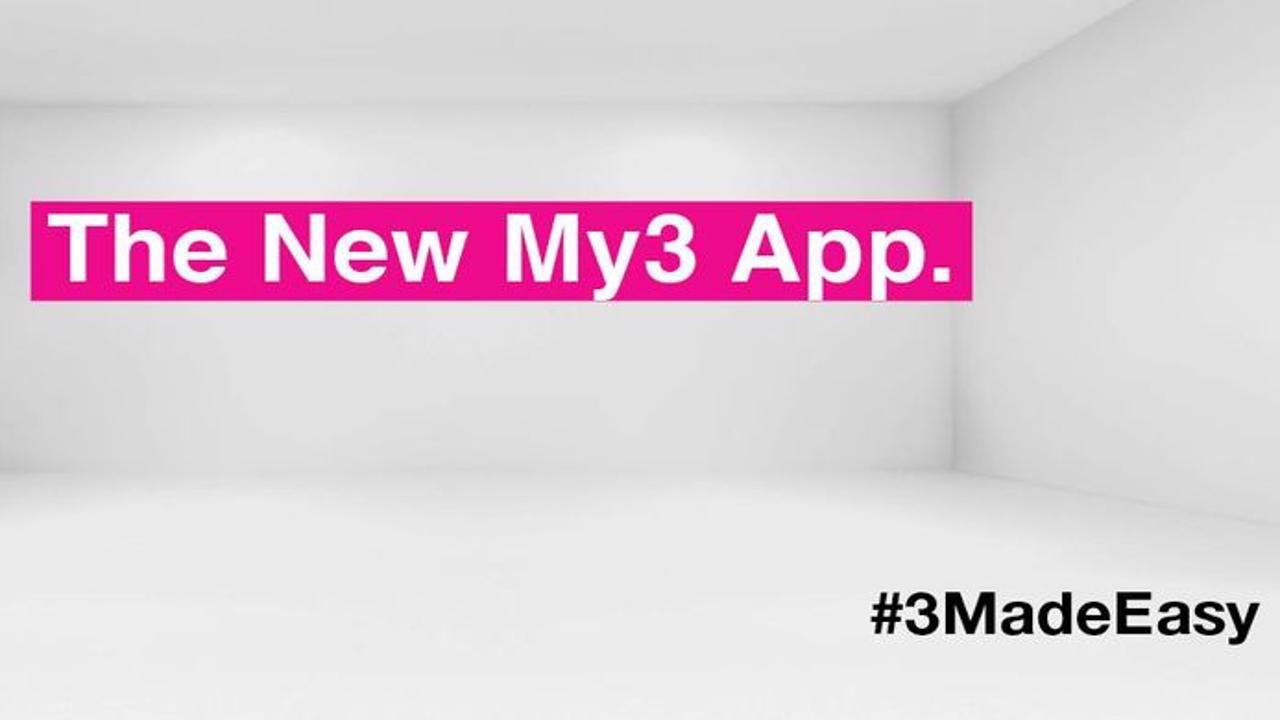 3 Italia: presented the new My3 app for customer service