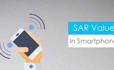 Valores de Samsung SAR
