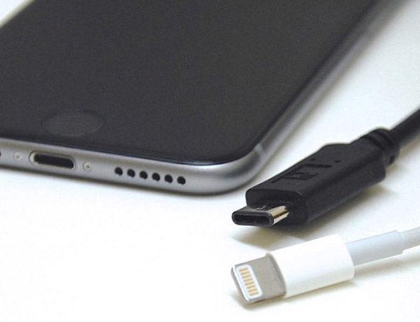 apple iphone usb type-c
