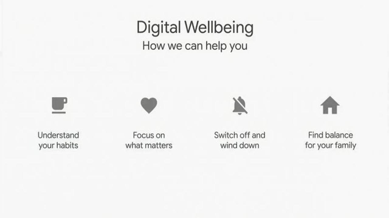 digital wellbeing google