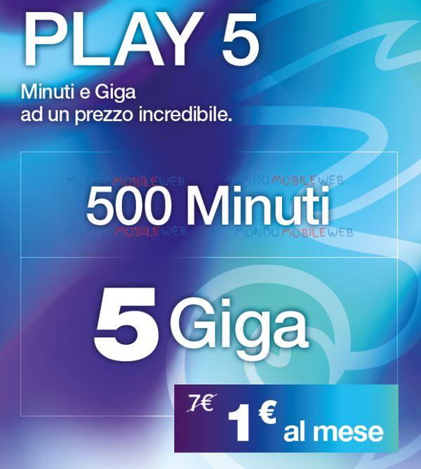 tre play 5
