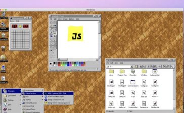 Aplicativo Windows 95 MacOS Linux 1