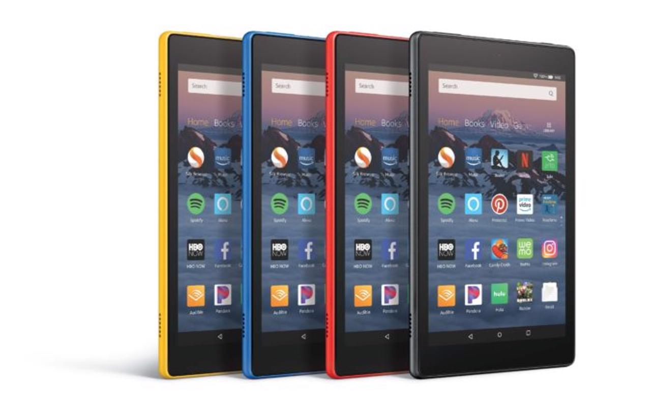 Amazon Fire HD 8 Alexa