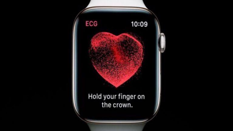 Apple Watch Series 4 EVG