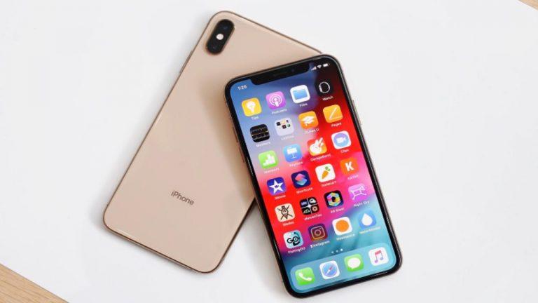 Apple iPhone XS 1