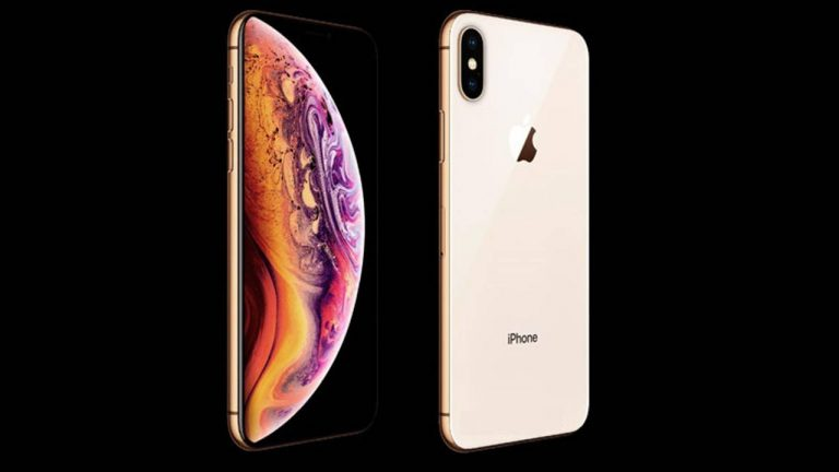 Golpe do iPhone XS por € 1