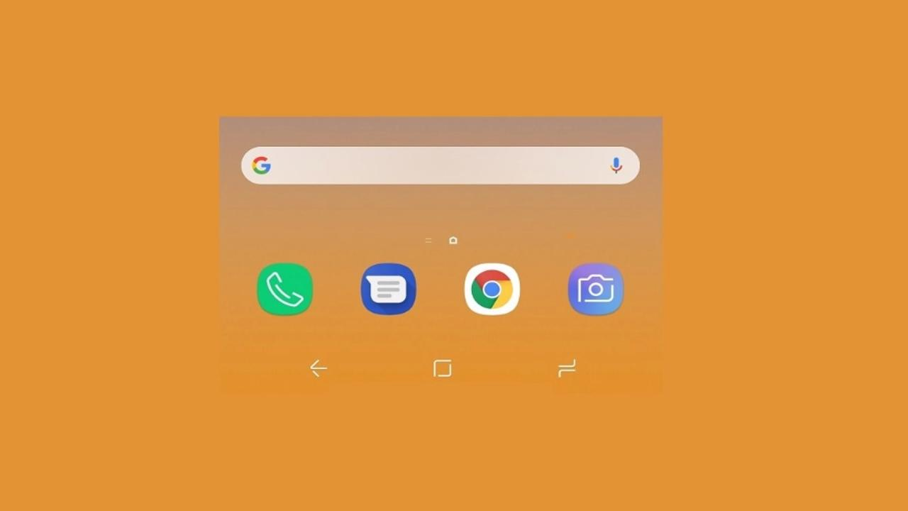 Samsung Experience 10 Android 8.0 Oreo 1