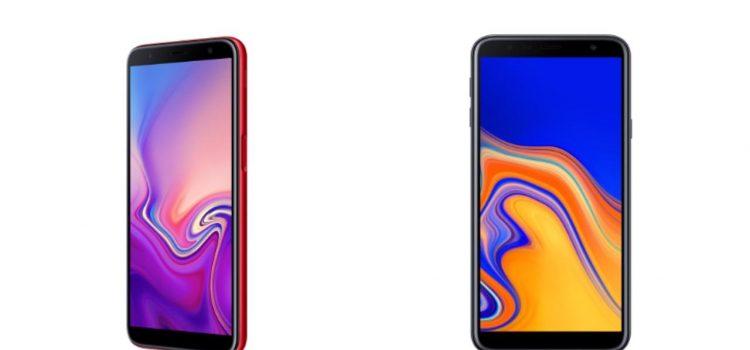 Samsung Galaxy J4+ J6+ Infinity Display copertina