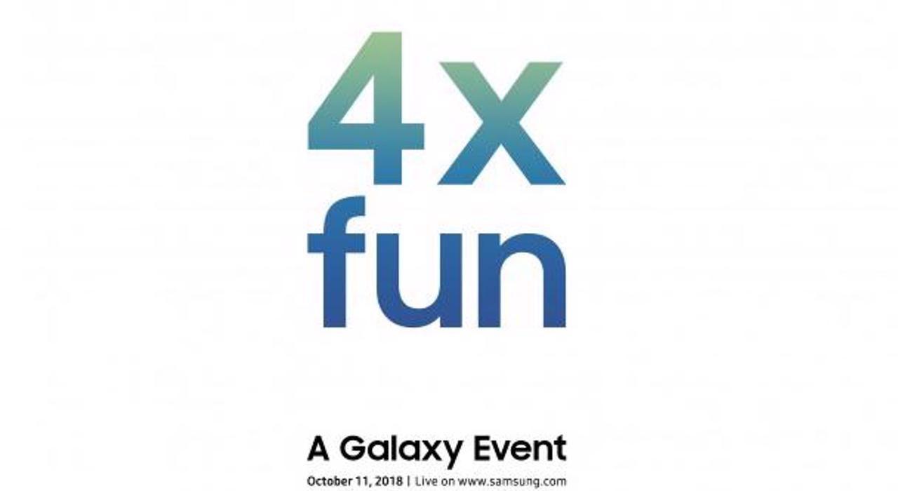 Samsung Galaxy evento 4X Fun