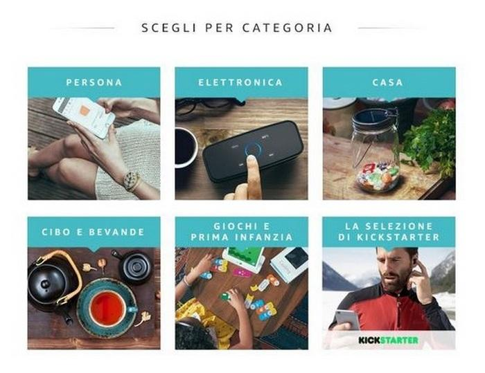 Su Amazon Launchpad i prodotti innovativi delle startup italiane