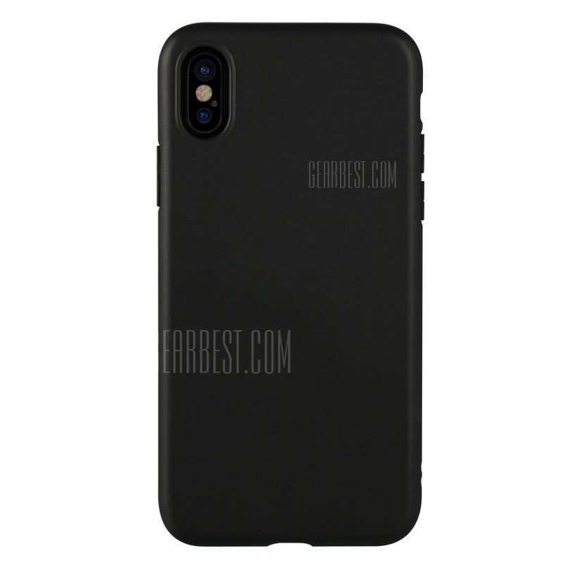 Benks Phone Case for iPhone X Slim TPU Soft Anti-drop Cover