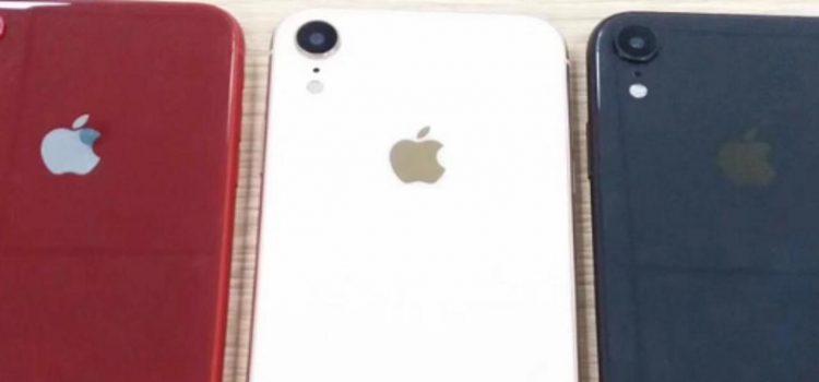 iPhone 2018 6.1 pollici LCD