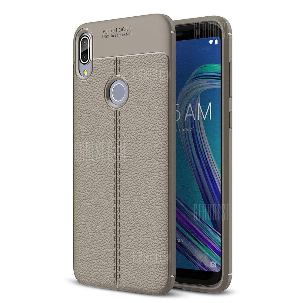 Luanke Lichee Grain TPU Case for ASUS Zenfone Max Pro ( M1 )