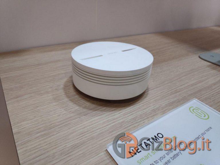 détecteur de fumée netatmo smart