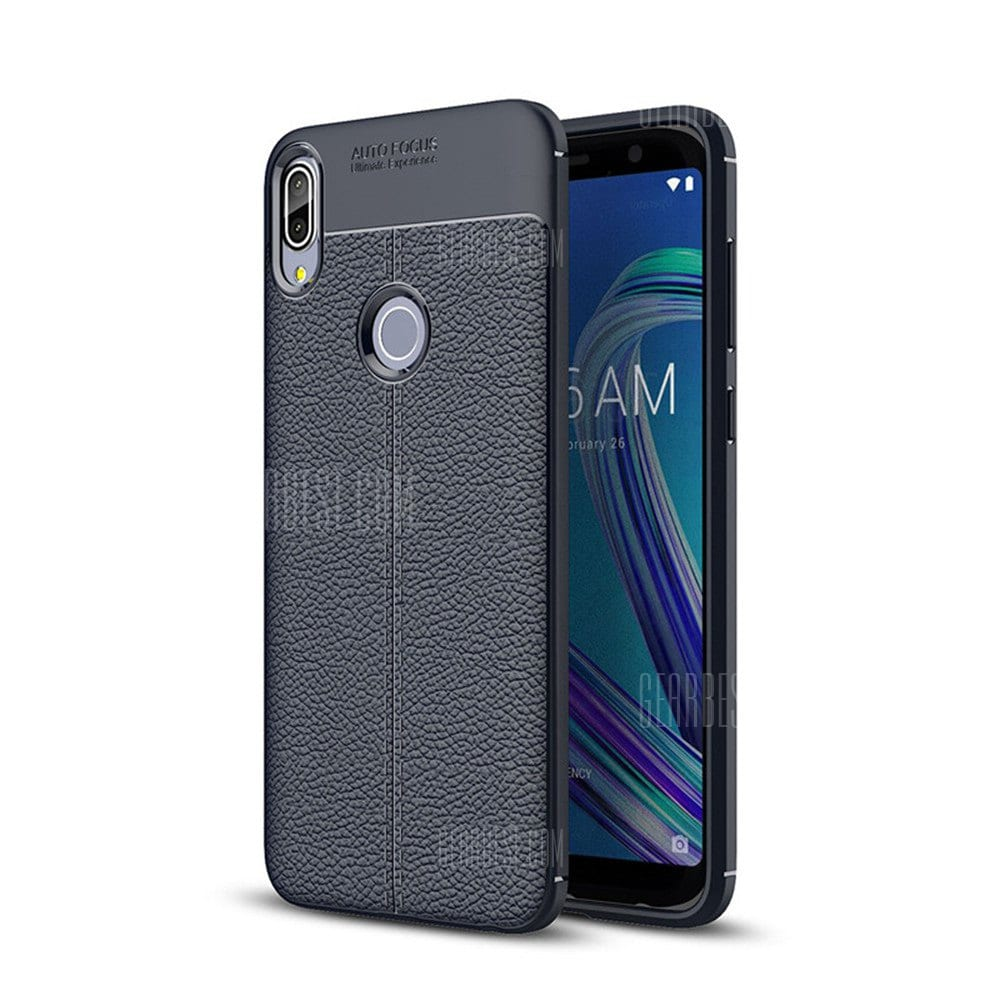 Shockproof Back Cover Soft TPU Case for Asus Zenfone Max Pro M1 ZB601KL