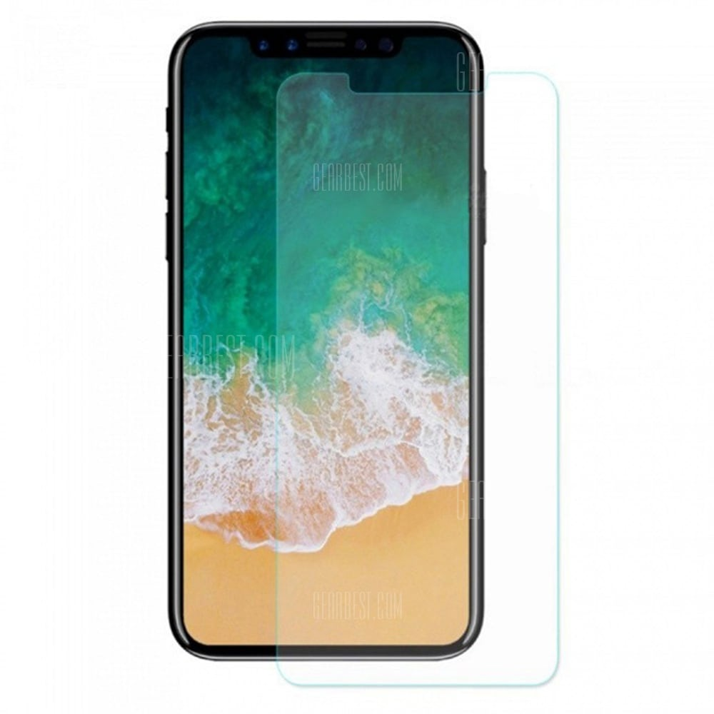 Tempered Film for iPhone X
