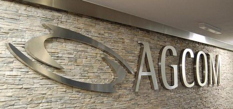 Logotipo AGCOM