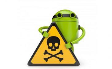 aplicativo android perigoso