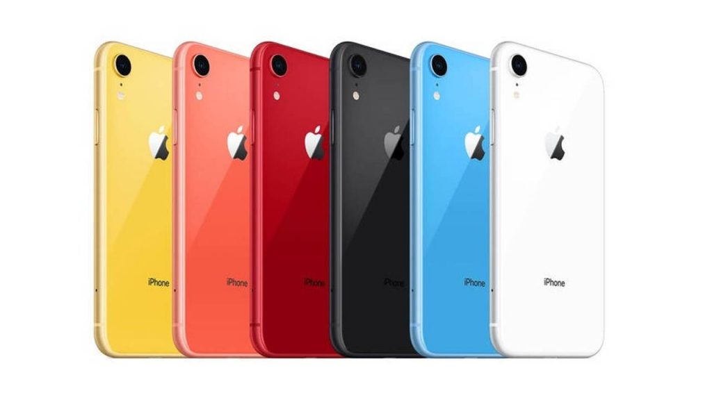 Apfel iphone XR